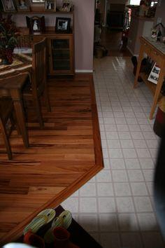 Exotic Tigerwood - Hatton's Hardwood Floors