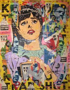 Greg Gossel pop art