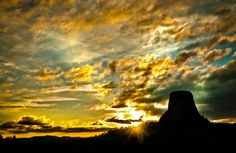 Devils Tower should be a part of every Black Hills excursion and we know no other way to get there besides the scenic route!