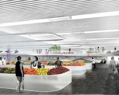 HIC Arquitectura » M de Mercado | Concurso Mercado de La Laguna