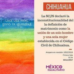 Suprema Corte vuelve a declarar inconstitucional definición de matrimonio en Código Civil de Chihuahua | El Puntero