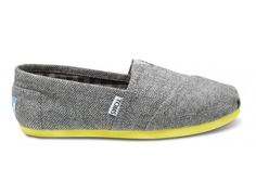 Yellow Pop Herringbone Women's Classics (currently out-of-stock in my size)