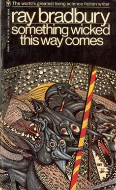 Another fabulous Bradbury. This cover art is way cool!