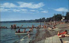 Birch Bay Beach Blaine Washington