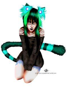 _Kitty_ by Inriah.deviantart.com on @DeviantArt