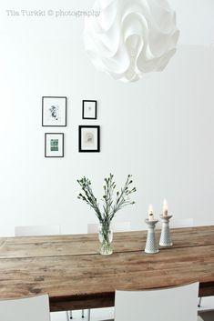 KOTO sisustussuunnittelu: Pöytä ja tuolit