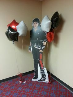 Michael Jackson party bags Michael Jackson party thrown by yours
