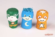 cork characters - Google Search