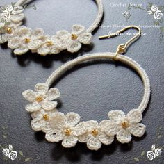 crochet earrings                                                                                                                                                      More