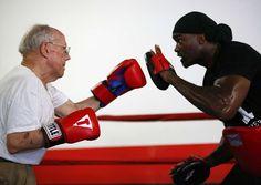 Boxeo y enfermedad de Parkinson: una organización estadounidense ha popularizado…