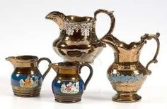CINCINNATI – Cowan's Fine and Decorative Art Department will hold its first Décor auction on Jan. in Cowan's salesroom. Copper Dishes, Copper And Pink, English China, Antique Glassware, Wedgwood, Bristol, Luster, Vintage Antiques, Flow