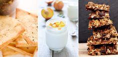 Zdrowe przekąski DO PRACY I BIURA: 10 takich na mały i duży głód
