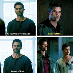 Teen Wolf Huhaha he knew and now I'm sad Teen Wolf Dylan, Teen Wolf Stiles, Teen Wolf Cast, Dylan O'brien, Teen Wolf Quotes, Teen Wolf Memes, Teen Wolf Funny, Malia Tate, Scott Mccall