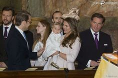 Queens & Princesses - the royal family attended the wedding banns publication ceremony of Prince Carl Philip and Sofia Hellqvist, in the chapel of the Royal Palace.