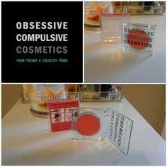 NIB Obessive Compulsive Cosmetics Creme Colour NIB Obessive Compulsive Cosmetics Creme Colour  Concentrate in Grandma Occ cosmetics  Makeup Blush