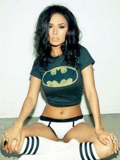 Batman shirt...