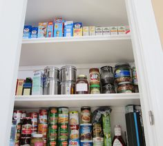 How to get rid of wire shelving for elegant wood pantry shelving. #kitchen #pantry #renovation #howto