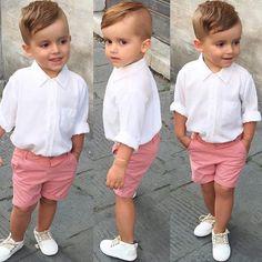 💎 Dael & Chloe 🎀 (@dael_chloe) • Instagram photos and videos Outfits Niños, Cute Baby Boy Outfits, Boys Summer Outfits, Little Boy Outfits, Toddler Boy Outfits, Cute Baby Clothes, Kids Outfits, Toddler Boys, Baby Boy Swag
