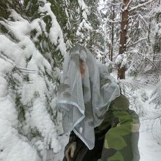 "TAC-UP GEAR på Instagram: ""Cammie up winterstyle ❄️ with our Scrim scarf! An easy way to enhance personal camouflage! 🌲 Visit the webshop""s Neckwear section for a…"" Camouflage, Photos, Pictures, Easy, Outdoor, Instagram, Products, Outdoors, Military Camouflage"