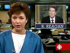 "Céline Galipeau:  French-Canadian TV News Anchor, Host of ""Le Téléjournal"", of Québecois and Vietnamese Descent"