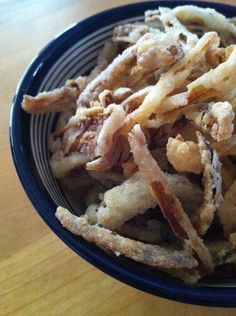 Crispy gluten-freeonions - Hip Girl's Guide to Homemaking - Living thoughtfully in the modern world