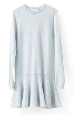 Lej denne Ganni kjole for kun 30 kr. om dagen på RentAtrend.  #Ganni #dress #secondhand #luxury #fashion