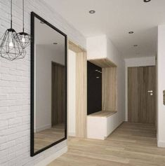 Dunno if full wall will make the entrance too small? Dunno if full wall will make the entrance too small? Flur Design, Hall Design, Mudroom Cabinets, Hall Furniture, Furniture Stores, Luxury Furniture, Hallway Designs, Hallway Storage, Entry Hallway