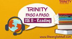 ¿Quieres aprobar el reading de Trinity nivel B2 (ISE II)? No pases por alto estos consejos y materiales para preparar con éxito este parte.