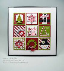 stampin up christmas card 2013 - Google Search