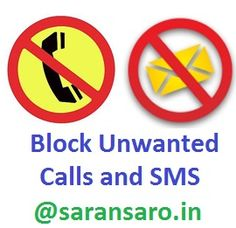 Block Unwanted Calls and SMS