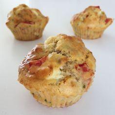 Vous cherchez une idée pour un apéro dinatoire ou pour un pique-nique ? En voici une : des muffins moelleux et frais qui se dévorent en un rien de temps.