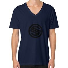Shortyyguy Shirt V-Neck (on man) Shirt
