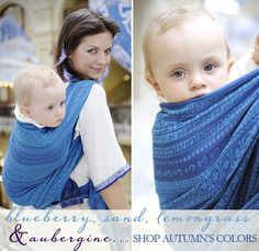 Woven Wraps - Gorgeous wraps for baby wearing from all over the world.