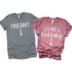 its not a food baby shirt Pregnancy announcement shirt baby announcement shirt pregnant shirt pregnancy shirt funny maternity shirt - Maternity Shirts - Ideas of Maternity Shirts - Funny Pregnancy Shirts, Happy Pregnancy, Pregnancy Announcement Shirt, Pregnancy Stages, Pregnancy Humor, Funny Maternity, Pregnancy Tips, Maternity Shirts, Pregnancy Belly