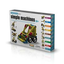 The Engino Discovering STEM: Simple Machines Kit occupies kids' hands & minds for hours. Study simple machines by building 60 different models! Science Supplies, Science Tools, Science Kits, Science Projects, Science Experiments, How Do Gears Work, Engineering Kits, Simple Machines, Hands On Learning
