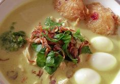 Soto mdn favorite..uenakkk Indonesian Food, Medan, How To Cook Chicken, Food And Drink, Cooking, Breakfast, Recipes, Dessert, Foods