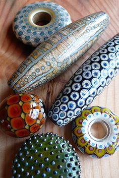 Beads by Kristina Logan