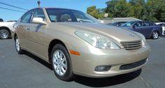 Used 2002 Lexus ES in West Harrison, IN   JTHBF30G420052996
