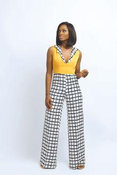 Nouva-Couture-Spring-Summer-2016-Collection ~African Prints, Ankara, kitenge, African women dresses, African fashion styles, African men fashion, Nigerian style, Ghanaian fashion ~DKK