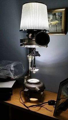 Resultado de imagem para luminária com turbo