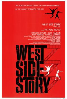 West Side Story 27x40 Movie Poster (1961)