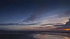ITAP of the beach on the Lancashire coast http://ift.tt/19JY1ck