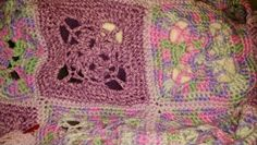 My granny squares are coming along