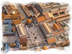 Le Forum romain Rome History, Roman Armor, Empire Romain, Roman Forum, Piazza Navona, Ancient Rome, Roman Empire, Architecture, Archaeology