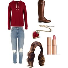 Scarlet Benoit Inspired Outfit Lunar Chronicles