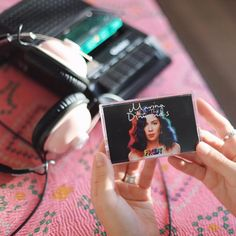 Marina and The Diamonds Froot cassette tape