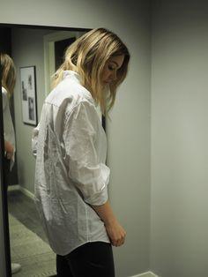 caico hvit oversized skjorte dame samsøe & samsøe Coat, Jackets, Shirts, Outfits, Fashion, Down Jackets, Moda, Sewing Coat, Suits