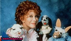 """Shari Lewis, Lamb Chop, Charlie Horse and Hush puppy. I'm a little dad that my kids will never know the awesomeness of """"This is the song that never ends, it goes on and on my friends. 90s Tv Shows, Childhood Tv Shows, Old Shows, 90s Childhood, Childhood Memories, Sweet Memories, Childhood Images, Cherished Memories, Pbs Kids"""
