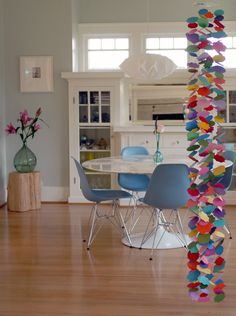 Modern mobiles by Frazier and Wing | Life.Style.etc.......make with car shapes for grandson