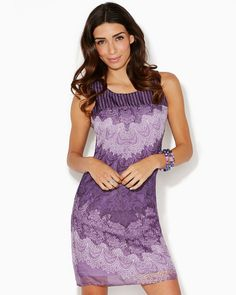 Check out our stylish selection of women's clothing at Charming Charlie. Find women's dresses, tops, jackets, plus size clothing, and more. Day Dresses, Dress Outfits, Casual Dresses, Fashion Dresses, Dress Up, Paisley Dress, Purple Fashion, Fashion Beauty, Womens Fashion